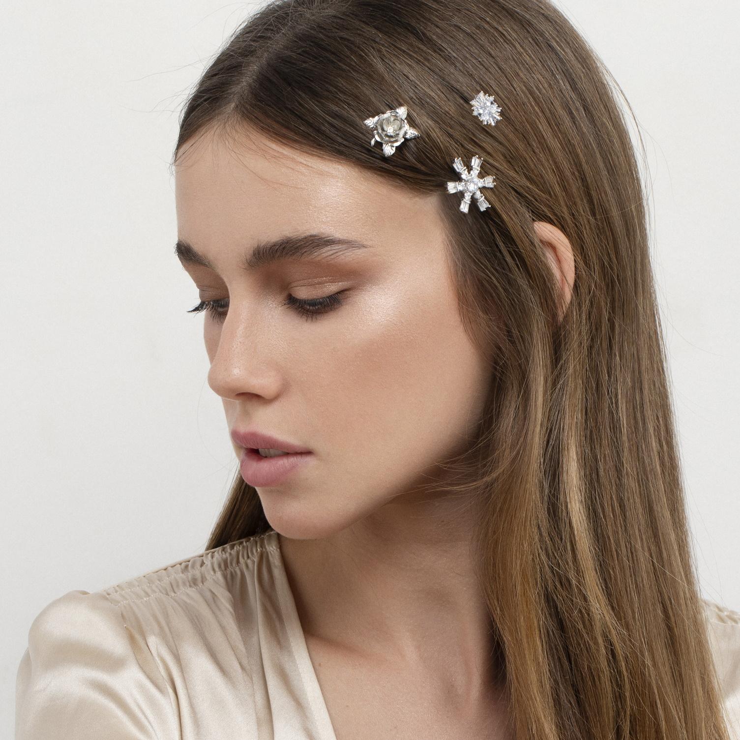 Star Hair Studs